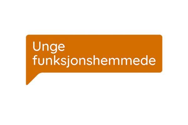 Logoen til Unge funksjonshemmede. Grafikk