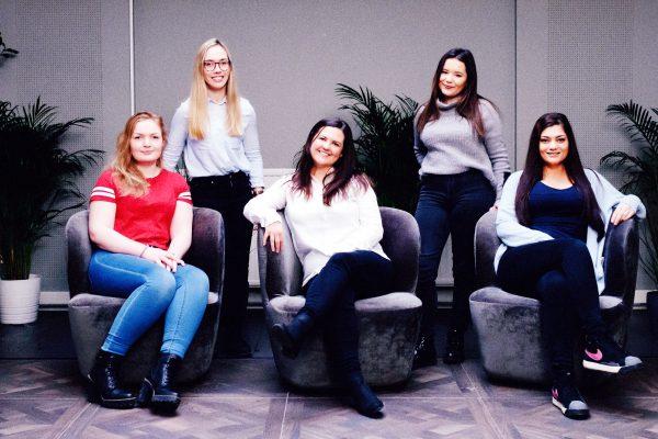 Bilde av noen av styremedlemmene