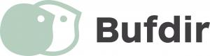 Bufdir logo horisontal