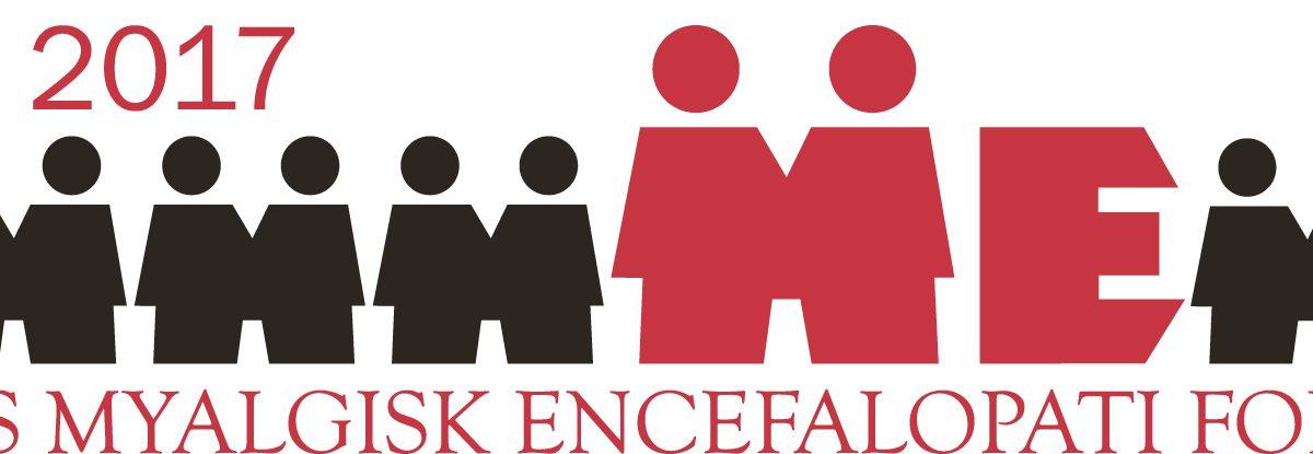 Logo for ME-foreningen