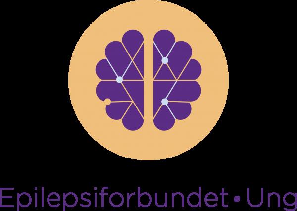 Logo til Epilepsifibundet Ung